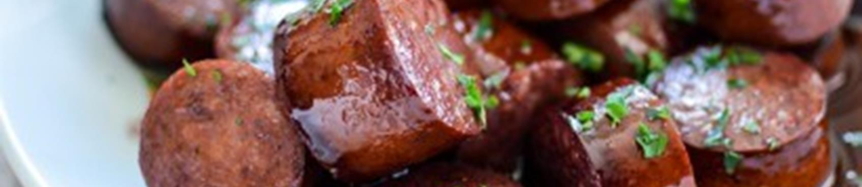 Purchase Tickets to Casing Day Sausage BBQ - Rain, Snow or Shine! at Crystal Basin Cellars on CellarPass