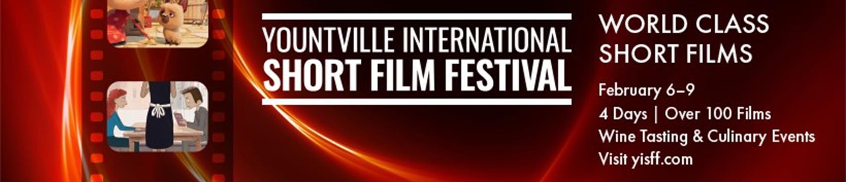 2020 Yountville International Short Film Festival