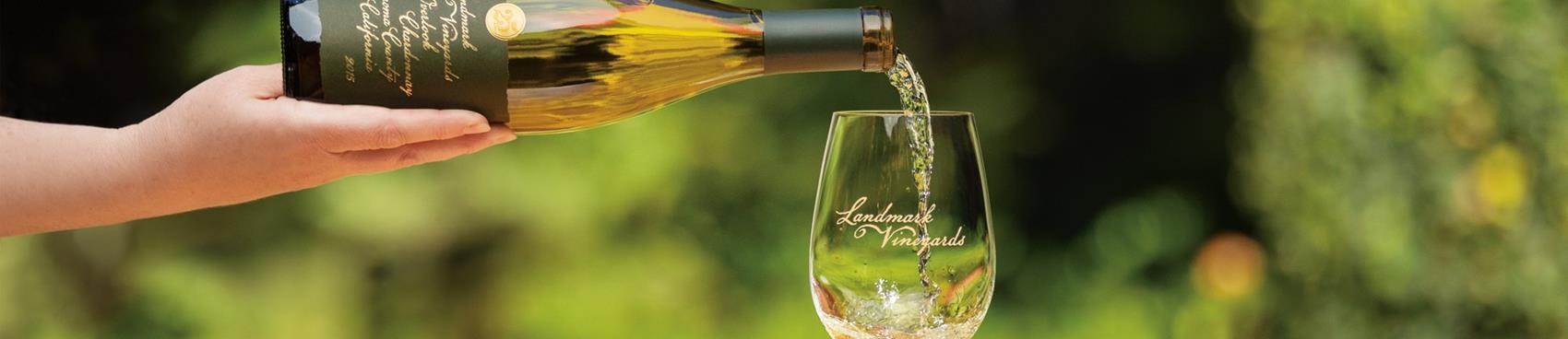 Landmark Vineyards Educational Seminar with the Winemaker