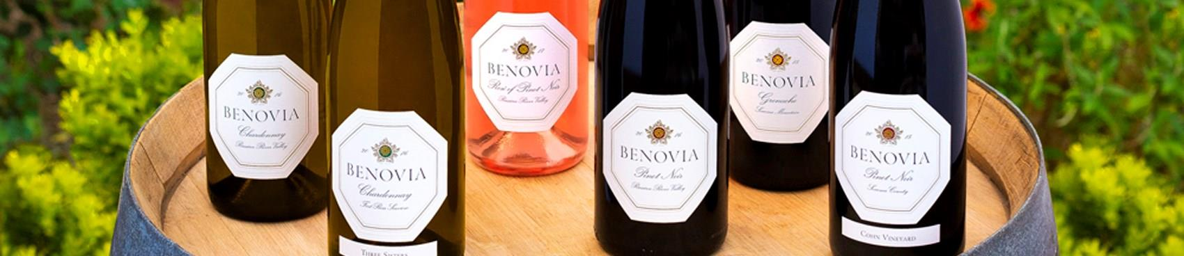 2020 Spring Release Celebration at Benovia Winery
