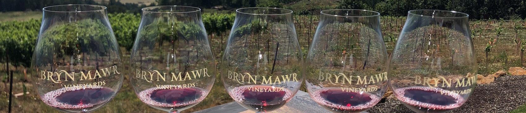 Reserve Pinot Noir Vertical Flight
