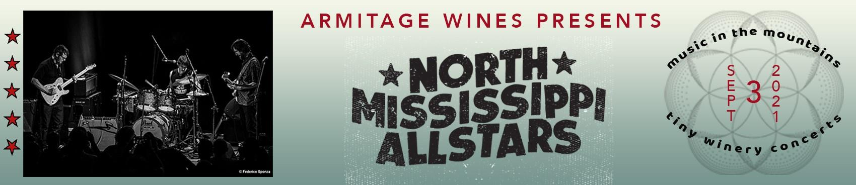 An Evening With The North Mississippi Allstars