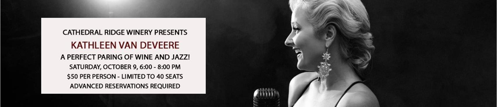 An Evening of Old Hollywood Jazz & Wine Tasting