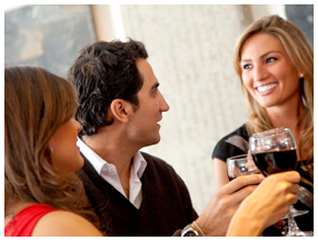 Accept reservations for tours and tastings.